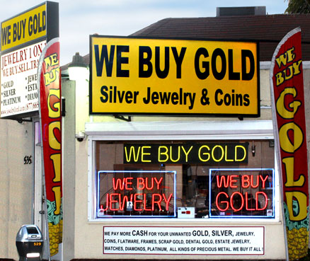 Image result for we buy gold stores pics